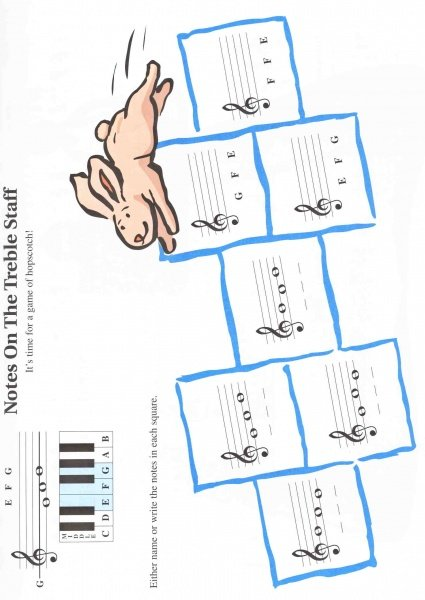 PIANO LESSONS - ALL IN ONE - book B + CD (lessons, theory, technique, solos, practice game