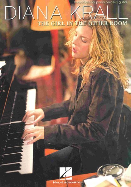 DIANA KRALL - The Girl In The Other Room   klavír/zpěv/kytara