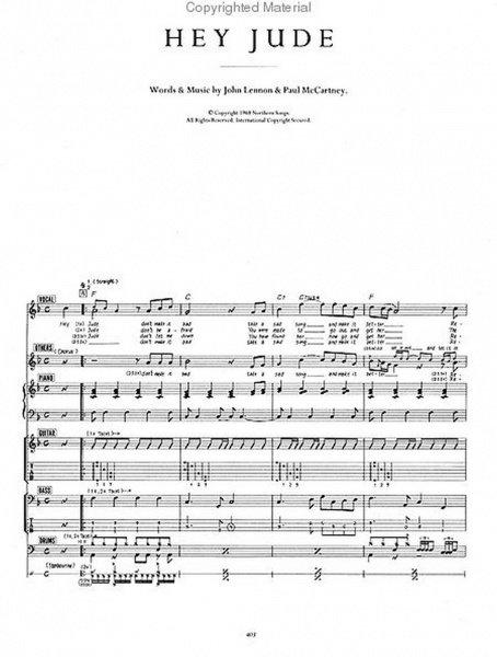the beatles complete scores box edition partitura notov ho p episu cel skupiny z origin ln ch. Black Bedroom Furniture Sets. Home Design Ideas