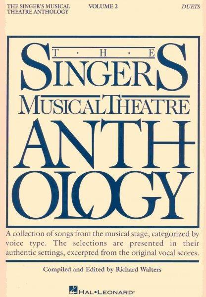 The Singer's Musical Theatre Anthology 2 - duets