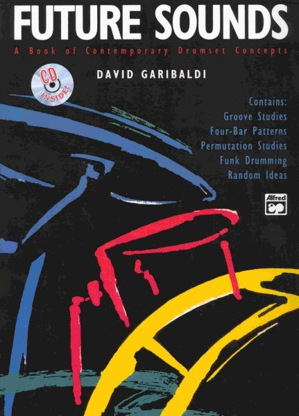 FUTURE SOUNDS by David Garibaldi + CD drums