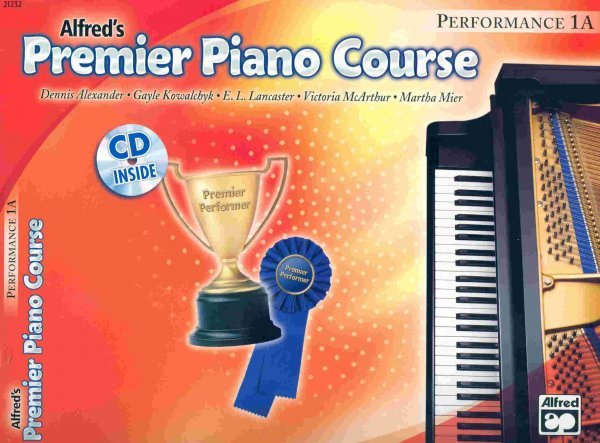 Premier Piano Course 1A - Performance + CD
