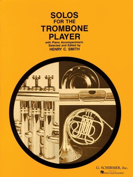 Solos for the Trombone Player / trombon + klavír