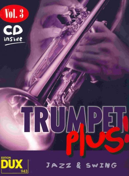 TRUMPET PLUS ! vol. 3 + CD / trumpeta