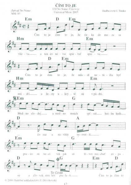 Hity přelomu tisíciletí 12 - zpěv akordy - Clarina ddc75f23bdc
