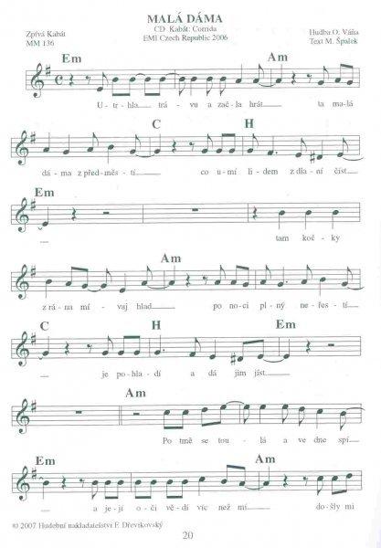 Hity přelomu tisíciletí 13 - zpěv akordy - Clarina a817cf37b24