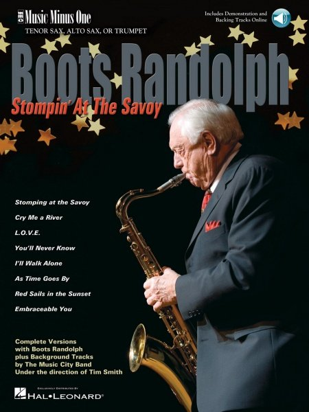 STOMPIN' AT THE SAVOY + Audio Online for Bb/Eb Instruments