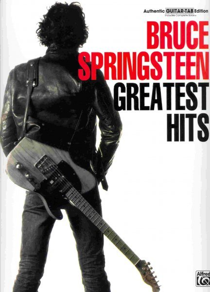 Bruce Springsteen - Greatest Hits / kytara + tabulatura