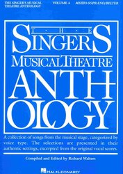 The Singer's Musical Theatre Anthology 4 - mezzo-soprano