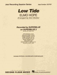 LOW TIDE (JAZZ OCTET) / partitura a party