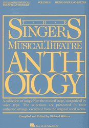 The Singer's Musical Theatre Anthology 5 - mezzo-soprano