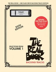 The Real Book Play-Along: Selections from Volume I (USB) / 240 backing tracks