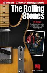 Hal Leonard Corporation The Rolling Stones  Guitar Chord Songbook - texty    akordy 786ea8f0f3f