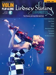 Violin Play Along 64 - LINDSEY STIRLING Favorites + Audio Online