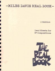 Miles Davis Real Book - C instruments - melodie/akordy