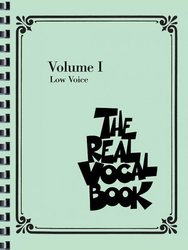 THE REAL VOCAL BOOK I - Low Voice - zpěv akordy fd793a684d1