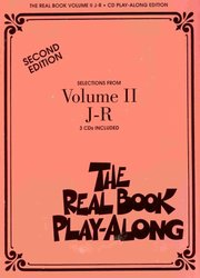 Hal Leonard Corporation THE REAL BOOK II Play Along - 3x CD (J- R)