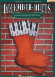 DECEMBER PIANO DUETS 2nd edition