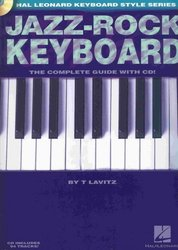 JAZZ - ROCK KEYBOARD - The Complete Guide + CD