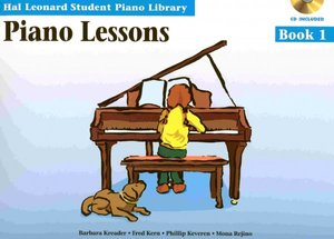 Hal Leonard Corporation PIANO LESSONS BOOK 1 + CD