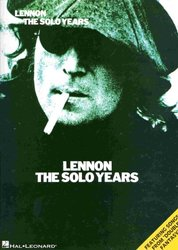 LENNON - THE SOLO YEARS   klavír/zpěv/kytara