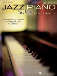 Hal Leonard Corporation JAZZ PIANO SOLOS