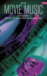 Hal Leonard Corporation MOVIE MUSIC (2nd edition) / sólo klavír