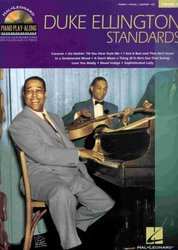 Hal Leonard Corporation Piano Play Along 38 - DUKE ELLINGTON + CD          klavír/zpěv/kyt