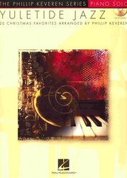 YULETIDE JAZZ (20 christmas favorites) + CD piano solos
