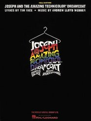 Joseph and the Amazing Technicolor Dreamcoat - vocal selections