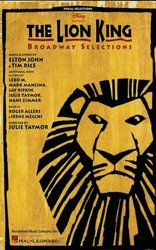 Hal Leonard Corporation THE LION KING -  Broadway Selections
