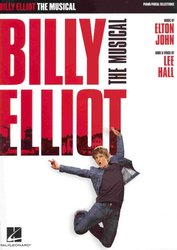 BILLY ELLIOT - THE MUSICAL klavír/zpěv/kytara