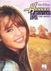 Hal Leonard Corporation HANNAH MONTANA - THE MOVIE - klavír/zpěv/kytara
