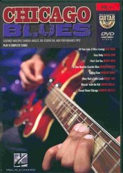 Guitar Play Along DVD 4 - CHICAGO BLUES