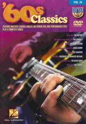 Guitar Play Along DVD 24 - '60s CLASSICS