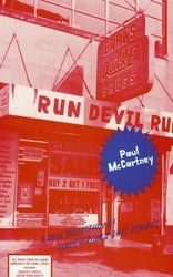 Paul McCartney - Run Devil Run - rock'n'roll songs