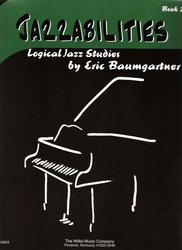 JAZZABILITIES 2 - logical jazz studies for  piano