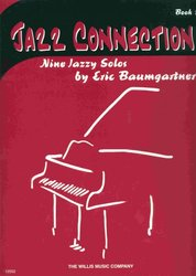 JAZZ CONNECTION BOOK 1 + CD / sólo klavír