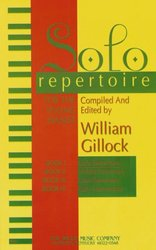 SOLO REPERTOIRE FOR THE YOUNG PIANIST  book 1
