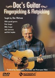 Doc's Guitar: Fingerpicking & Flatpicking - DVD