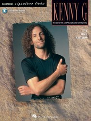 KENNY G: A study of his compositions and playing style
