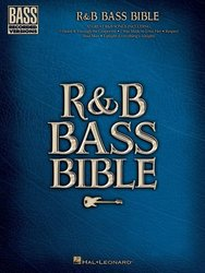 R&B Bass Bible / basová kytara + tabulatura