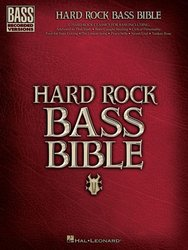 Hard Rock Bass Bible / basová kytara + tabulatura