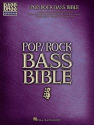 Pop/Rock Bass Bible / basová kytara + tabulatura