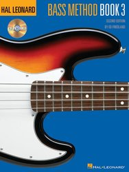 BASS METHOD BOOK 3 + Audio Online (2nd edition)