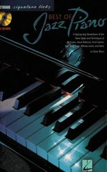 Hal Leonard Corporation BEST OF JAZZ PIANO + CD