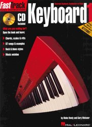 FASTTRACK - KEYBOARD METHOD 1 + Audio Online music instruction