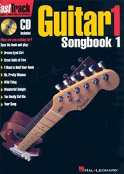FASTTRACK - GUITAR 1 - SONGBOOK 1 + Audio Online