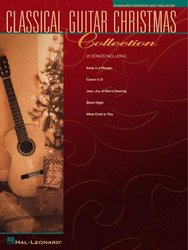 Classical Guitar Christmas Collection / kytara + tabulatura