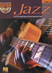 Hal Leonard Corporation Guitar Play Along 16  - JAZZ  +  CD